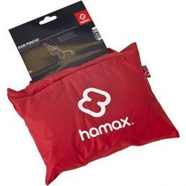 Hamax Pláštěnka k cyklosedačce -červená