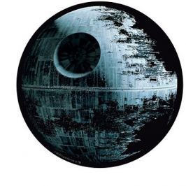 Abysse STAR WARS Death Star in shape