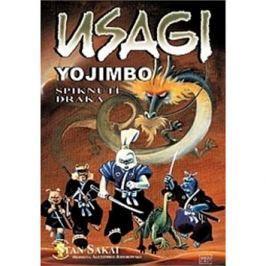 Usagi Yojimbo: 04 Spiknutí draka