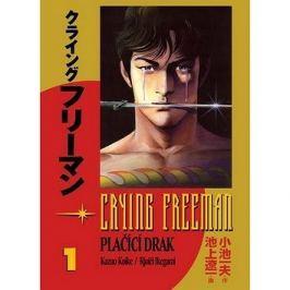 Crying Freeman Plačící drak: manga komiks
