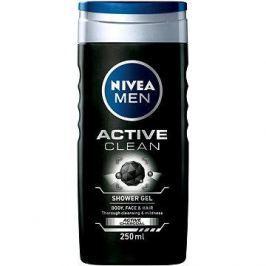 NIVEA MEN Sprchový gel Active Clean NOVINKA 2.Q