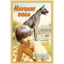 Havraní doga Stopař