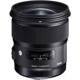 SIGMA 24mm f/1.4 DG HSM ART pro Canon