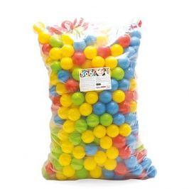Dolu Barevné plastové míčky - 500 ks