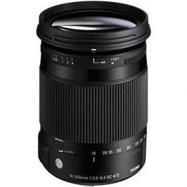 SIGMA 18-300mm f/3.5-6.3 DC MACRO OS HSM pro Nikon (řada Contemporary)