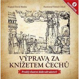 Výprava za knížetem Čechů: Gamebook 4