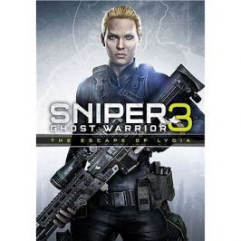 Sniper Ghost Warrior 3 - The Escape of Lydia (PC) DIGITAL