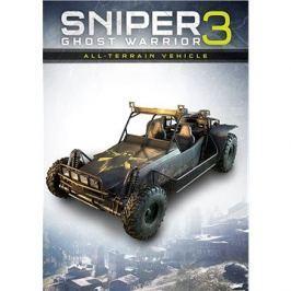 Sniper Ghost Warrior 3 All-terrain vehicle (PC) DIGITAL
