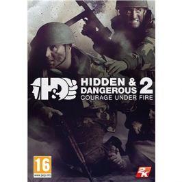 Hidden & Dangerous 2: Courage Under Fire (PC) DIGITAL