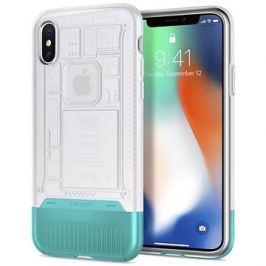 Spigen Classic C1 Snow iPhone X