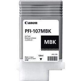 Canon PFI-107MBK matná černá
