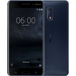 Nokia 6 Tempered Blue Dual SIM
