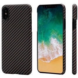 Pitaka Aramid Case Black/Gold iPhone X