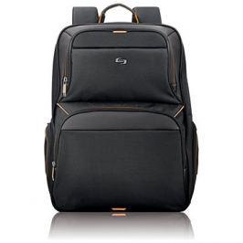 Solo Thrive Backpack Black/Orange 17.3