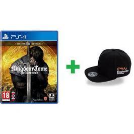 Kingdom Come: Deliverance - Speciální edice - PS4 + Snapcap