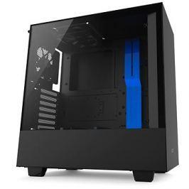 NZXT H500 černo-modrá