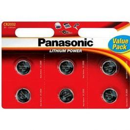 Panasonic CR2032 6ks v blistru