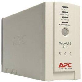 APC Back-UPS CS 500I Klasické UPS