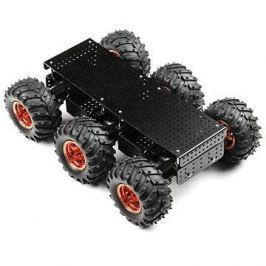 SparkFun Wild Thumper 6WD Chassis - Black (34:1 gear ratio)