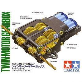 SparkFun Dual Motor GearBox (Tamiya)