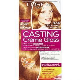 ĽORÉAL CASTING Creme Gloss 834 Zlatý karamel