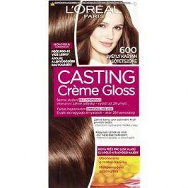 ĽORÉAL CASTING Creme Gloss 600 Světlý kaštan
