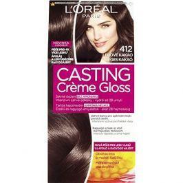 ĽORÉAL CASTING Creme Gloss 412 Ledové kakao