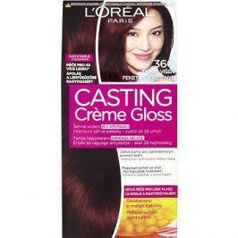 ĽORÉAL CASTING Creme Gloss 360 Tmavá višeň