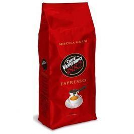Vergnano Espresso Bar, zrnková, 1000g