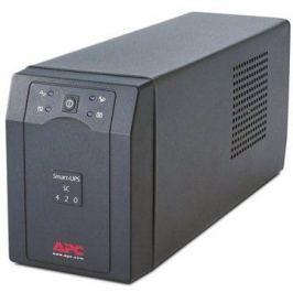 APC Smart-UPS SC 420VA Klasické UPS
