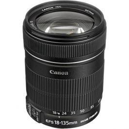 Canon EF-S 18-135mm f/3.5 - 5.6 IS Zoom Základní