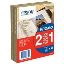 Epson Premium Glossy Photo 10x15cm 40 listů