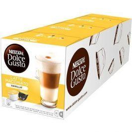 Nescafé Dolce Gusto Latté Macchiato Vanilla 16ks x 3