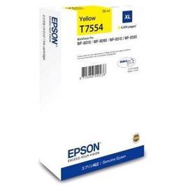 Epson T7554 XL žlutá
