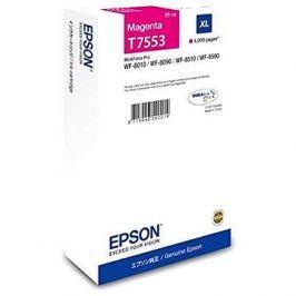 Epson T7553 XL purpurová