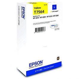 Epson T7564 L žlutá