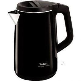 Tefal KO3708 Safe to touch 1,5 l black