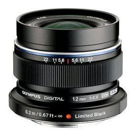 M.ZUIKO DIGITAL ED 12mm f/2.0 black