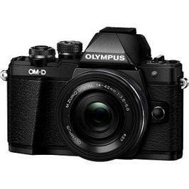 Olympus E-M10 Mark II black/black + ED 14-42mm EZ