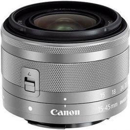 Canon EF-M 15-45mm f/3.5 - 6.3 IS STM Silver