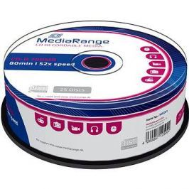 MediaRange CD-R 25ks cakebox