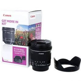 Canon EF-S 10-18mm f/4,5 - 5,6 IS STM + EW-73C