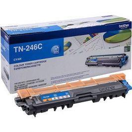 Brother TN-246C azurový