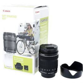 Canon EF-S 18-135mm f/3.5 - 5.6 IS STM + EW-73B