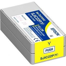 Epson TM-C3500Y žlutá