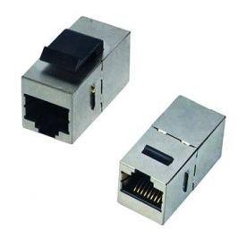 Datacom Panelová spojka STP CAT6  2xRJ45 (8p8c) přímá