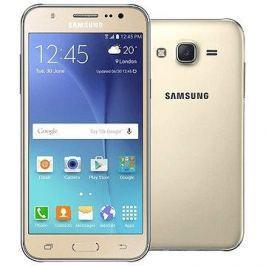 Samsung Galaxy J5 Duos zlatý