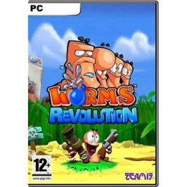 Worms Revolution - Medieval Tales DLC (PC)