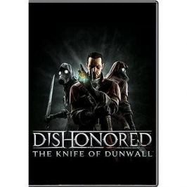 Dishonored: The Knife of Dunwall
