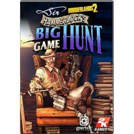 Borderlands 2 Sir Hammerlock's Big Game Hunt